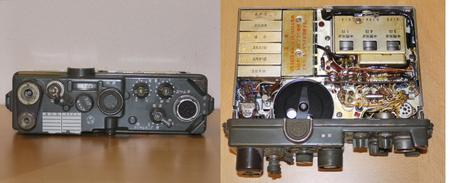 軍用無線機 PRC-10