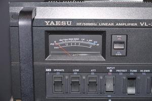 VL-2000 2kWなメーター