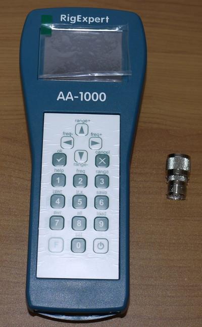 リグエキスパート AA-1000