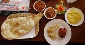 インド食 ランチ E インド食スペシャル