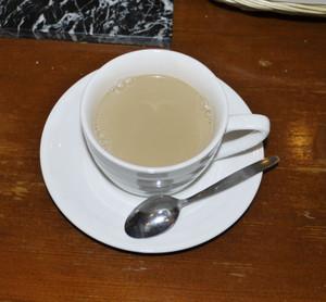 インド食 チャイ