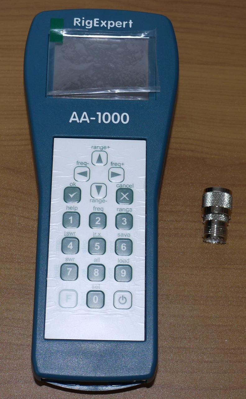 新型アンテナアナライザー《AA-1...